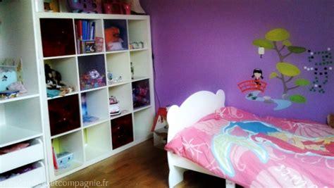 chambre fille 7 ans décoration chambre fille de 4 ans