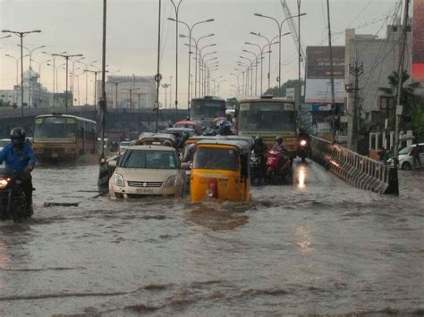 Chennai Rains Thousands Displaced; Relief Camps To