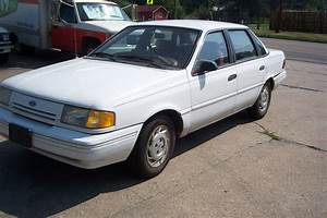1993 Ford Tempo  U2013 Pictures  Information And Specs