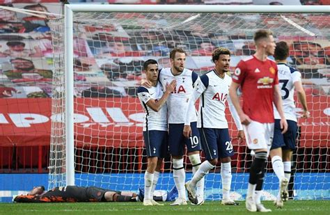 Manchester United 1-6 Tottenham Hotspur   Hits and Flops ...