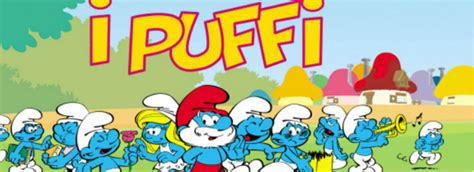 immagini puffo vanitoso the smurfs world puffi mcdonald promozionali quot i