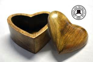 mango wood trinket storage box small chests trunks