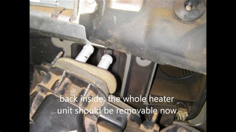 2004 Ford Explorer Heater Core Replacement - Facias