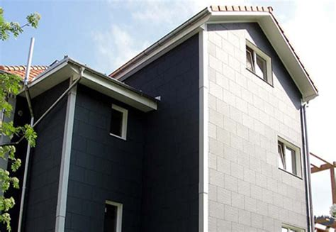 Günstige Wohnhäuser by Fassadenverkleidung Als Selbstbausatz Kaufen Rp Bauelemente