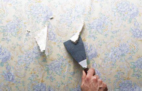 Enlever Colle Tapisserie by Comment D 233 Coller Du Papier Peint
