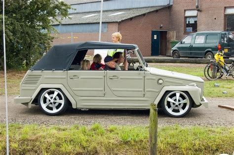 A Picture Called Lowered Vw Thing Type 181 1004 Should Be