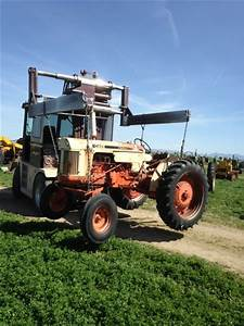 1960 630 Case Tractor