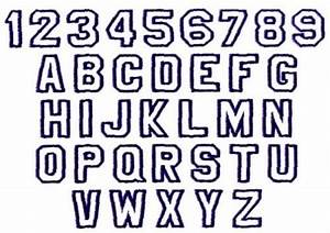 block letters and numbers font theveliger With block letters and numbers