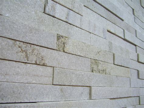 white stacked tile stacked stone and feature walls stone craft imports