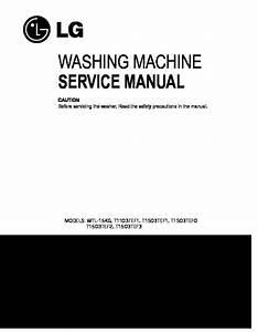 Videocon Washing Machine Repair Manual