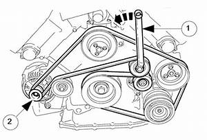 Xk8 Serpentine Belt Replacement - Jaguar Forums