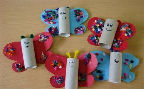 einfaches basteln mit kindern basteln mit klopapierrollen 40 erstaunliche ergebnisse archzine net
