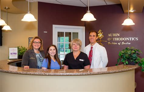Oral surgery is a procedure that may be used to remove wisdom teeth, insert dental implants, correct and repair jaw deformities, treat tmj, cleft lip, cleft palate, snoring, and sleep. Our Team - Aubin Orthodontics