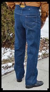 Old West Denim Gold Rush Jeans Heirloom Brand