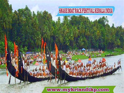 Snake Boat Race   Mykrisndtkp
