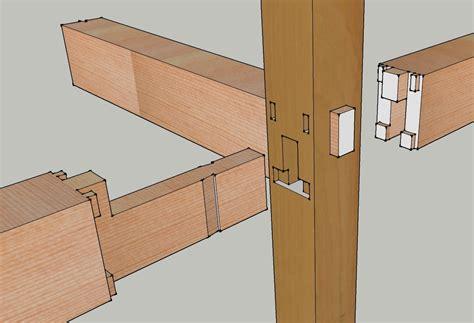 wood japanese carpentry    build  easy diy