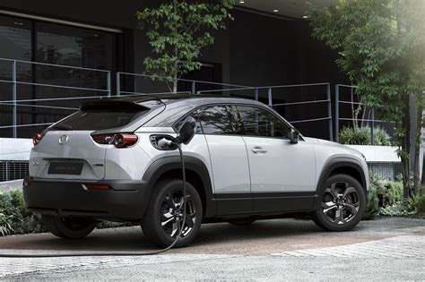 Mazda MX-30 Gets a Smaller Battery Pack for Lower Life ...
