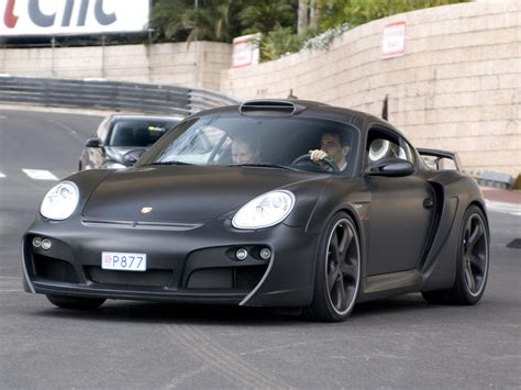 2006 Porsche Cayman S Body Kit  Image #177