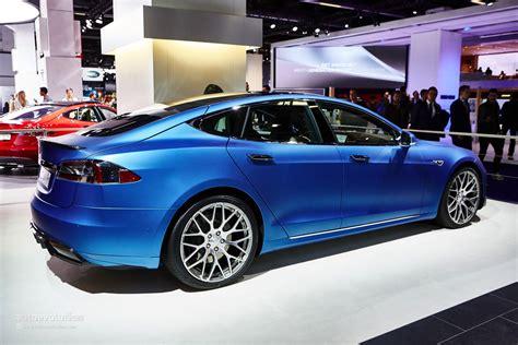 Tesla Model S By Brabus Steals the Show in Frankfurt ...