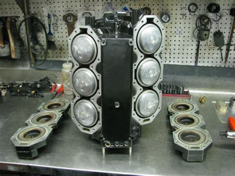 buy mercury outboard  powerhead assembly  part