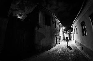 Night Alone by street photographer Panfil Pirvulescu on ...
