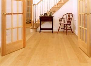 A guide to maple flooring pros and cons the basic for Types of wood floors pros and cons