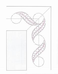 7652 best images about quilting ideas on pinterest for Quilting templates for borders