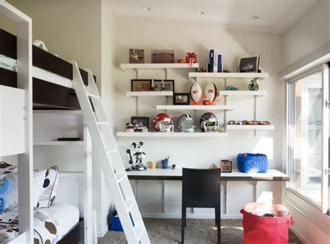 amenager un coin bureau aménager un coin bureau dans la chambre ado 30 idées