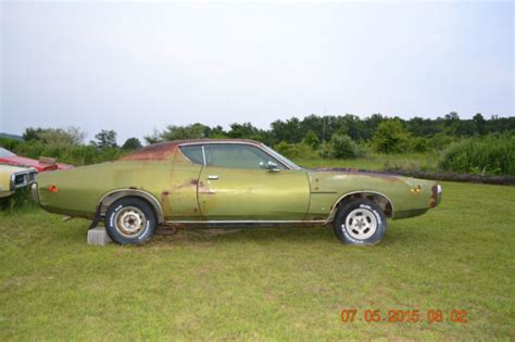 1973 dodge charger rallye edition for sale 1971 dodge charger 500 factory sunroof dodge