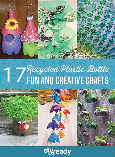 useful craft ideas 17 diy crafts using recycled plastic bottles diy ready 3164