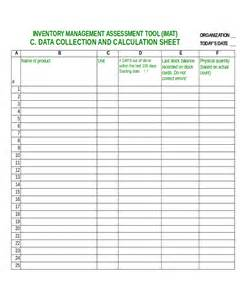 Warehouse Inventory Management Spreadsheet by 12 Inventory Template Free Sle Exle Format