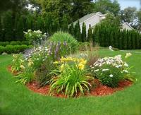 perfect flower garden design Landscape Back Garden Ideas. Stunning Top Diy Fun ...