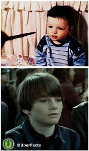 The actor who played the baby in the first Harry Potter ...