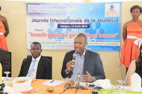 bureau international de la jeunesse célébration de la journée internationale de la jeunesse