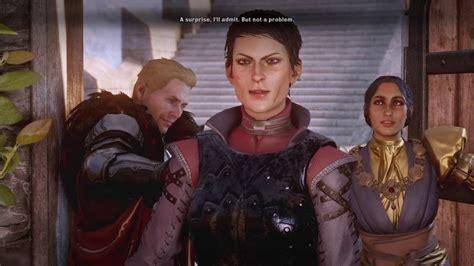Dragon Age™ Inquisition Iron Bull Sex Scene Very Funny