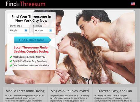 We Take Threesome People From Our Mmf Social Network Parejas