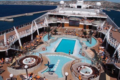 aboard a cruise ship shorebee