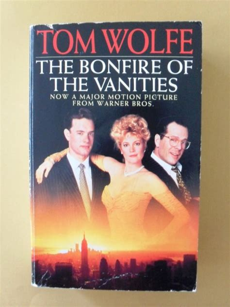 Bonfire Of The Vanities Author by General Fiction The Bonfire Of The Vanities Tom Wolfe