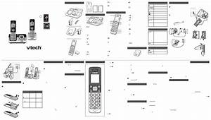 Vtech Dect 6 0 Cs6829-26 User U0026 39 S Manual