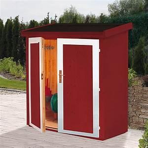 Geräteschrank Garten Holz : wolff finnhaus ger teschrank 20 b 0 9 x 1 67 m holz mit bodenplatte bauhaus ~ Whattoseeinmadrid.com Haus und Dekorationen