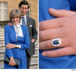 princess diana engagement ring engagement ring princess diana quot princess of wales quot