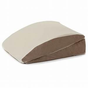 adjustable knee leg wedge With adjustable leg support pillow wedge