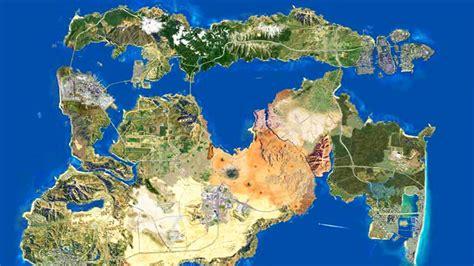 Gta 5 Incredible Map Expansion Dlc! (gta 5 Online)