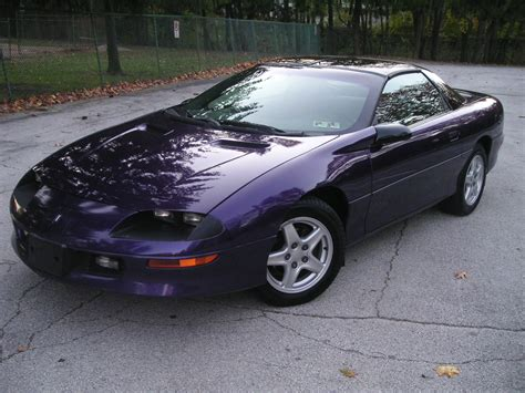 small engine maintenance and repair 1997 chevrolet camaro electronic toll collection 1998 chevrolet camaro v pictures information and specs auto database com