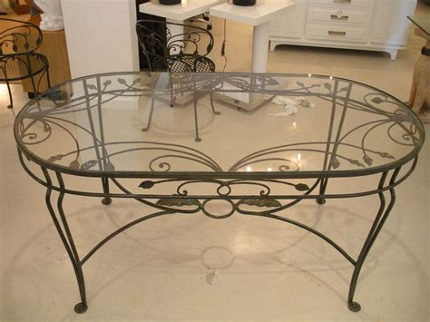 wrought iron coffee table base wrought iron coffee table