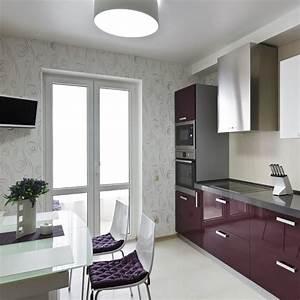 Papier Peint Tendance : bien choisir le papier peint d 39 une cuisine marie claire ~ Premium-room.com Idées de Décoration