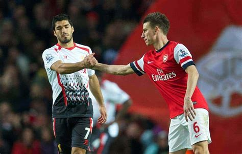 Ahead of the Game: Liverpool vs Arsenal - Liverpool FC ...
