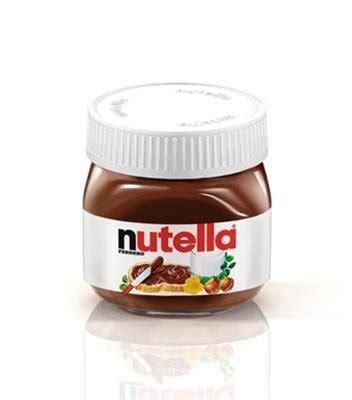 nutella petit pot 25 g la vie grande 233 picerie et fraiche