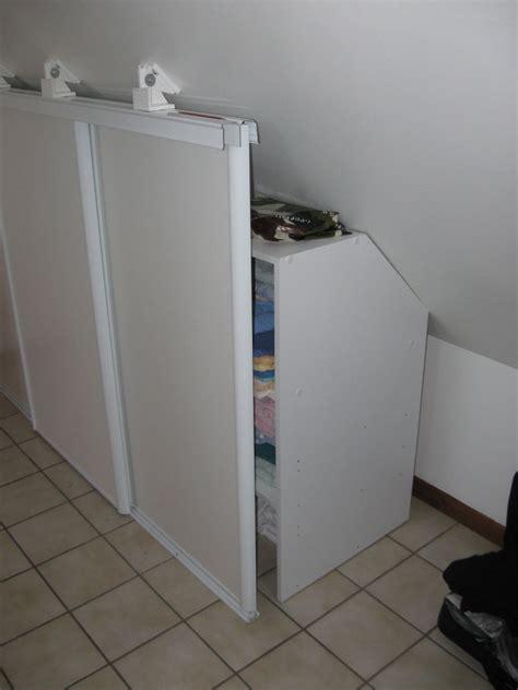 agr 233 able portes de placard coulissantes sur mesure pas