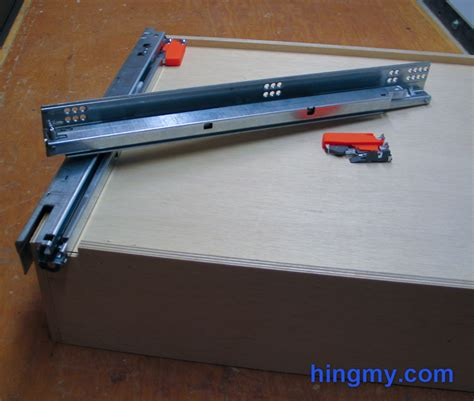Undermount Drawer Slides Home Depot by Kitchen Great Undermount Drawer Slides Home Depot For New